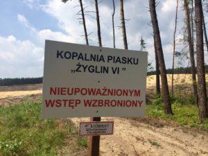 Kopania Piasku Zyglin Maraton 7 Jezior