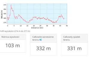 Maraton wykres